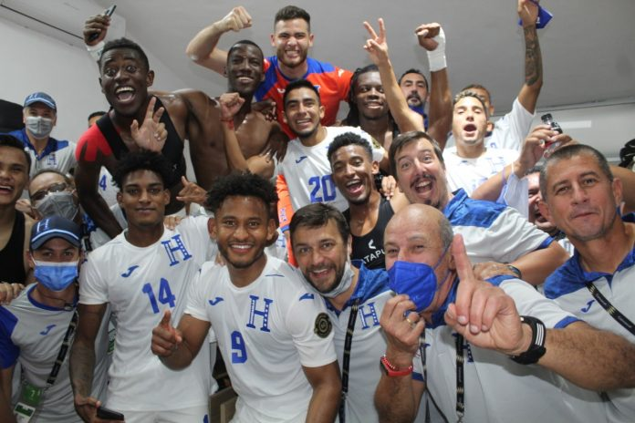 Honduras clasifica a Juegos Olímpicos