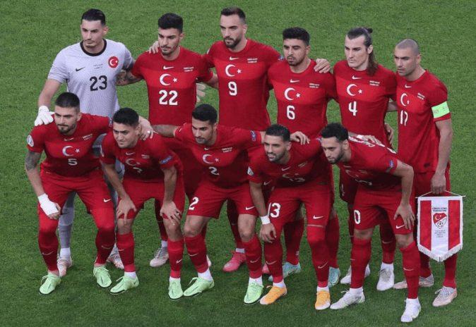 Turquía - Eurocopa
